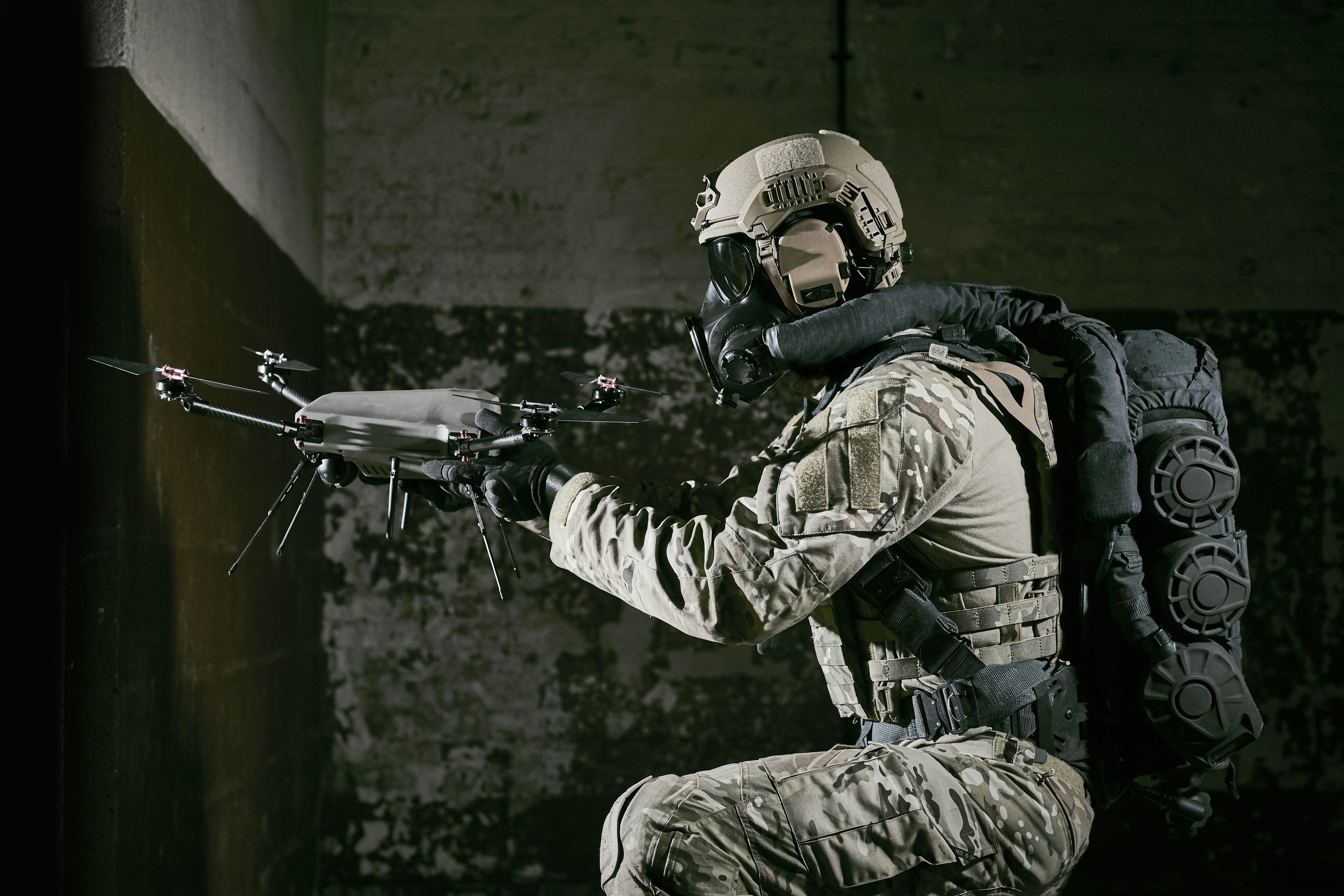 Avon Protection showcase respiratory and ballistic protection together at AUSA 2021
