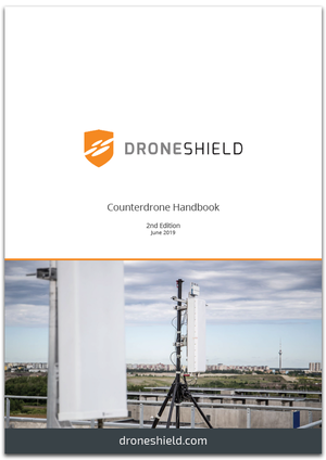 Counterdrone Handbook out now