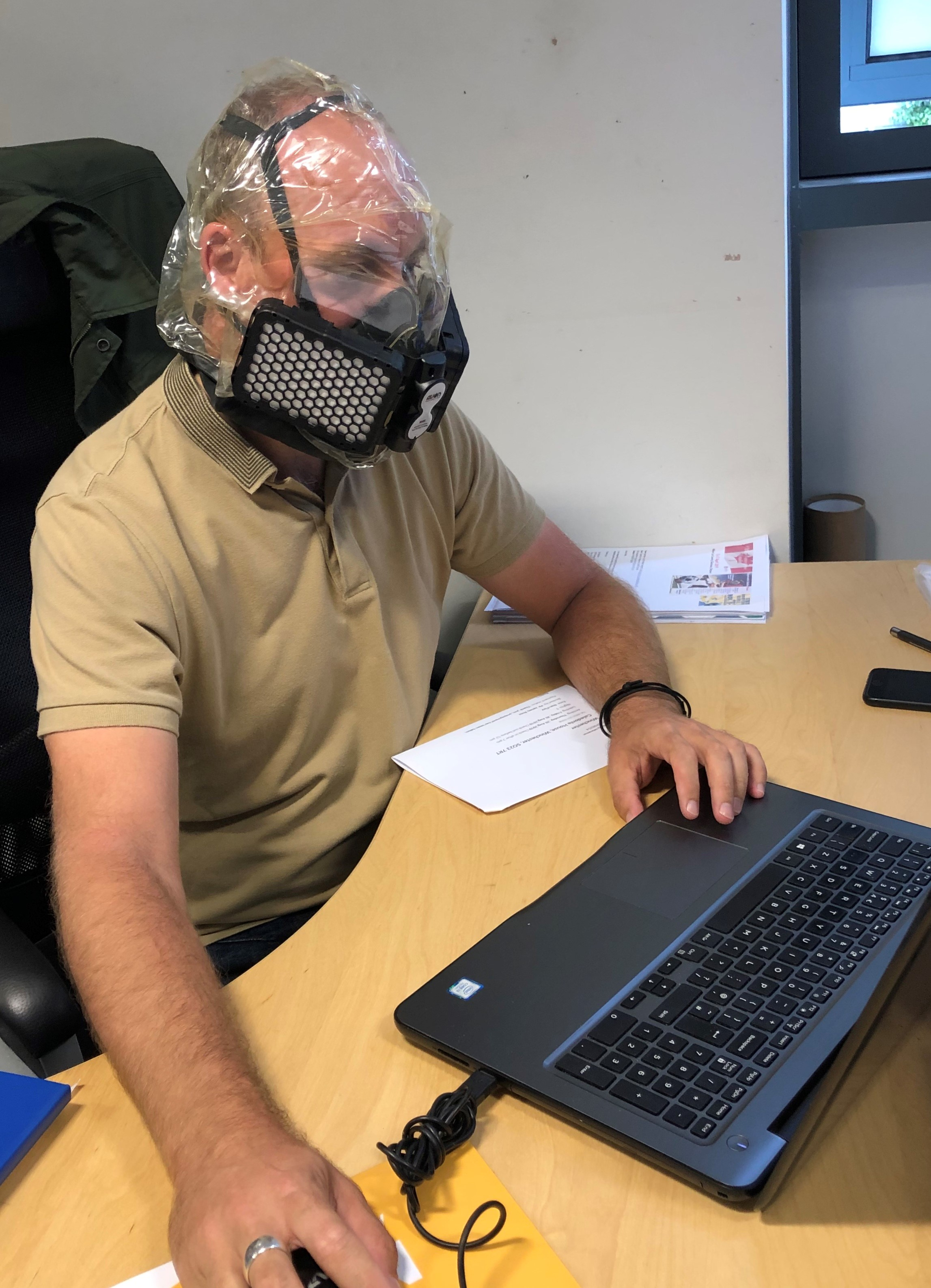 DHS S&T Announces Finalists in $250K Escape Respirator Challenge