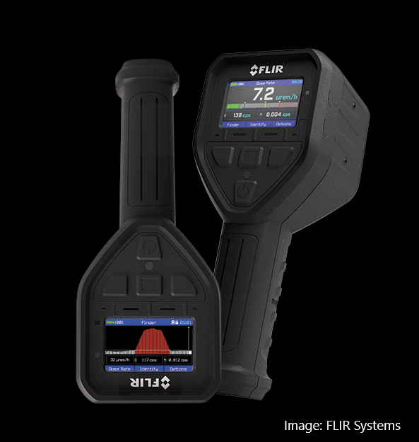5 Ways You Can Use the FLIR identiFINDER Handheld Radiation Detection Systems